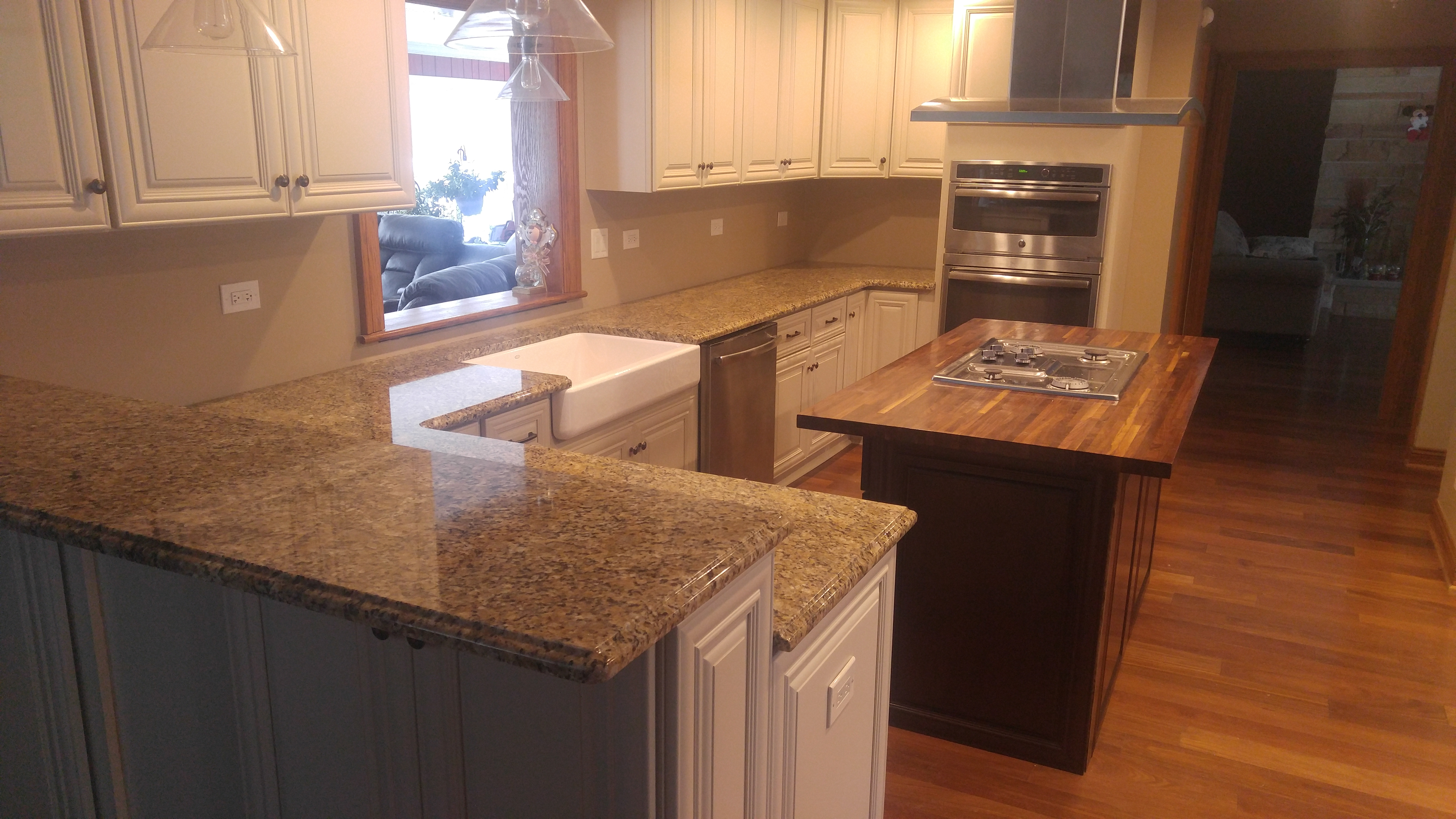 Kitchen Granite Remodel